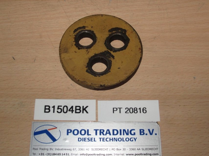 Twin disc mg 506 plate ret flange prop b1504bk for Pool trading