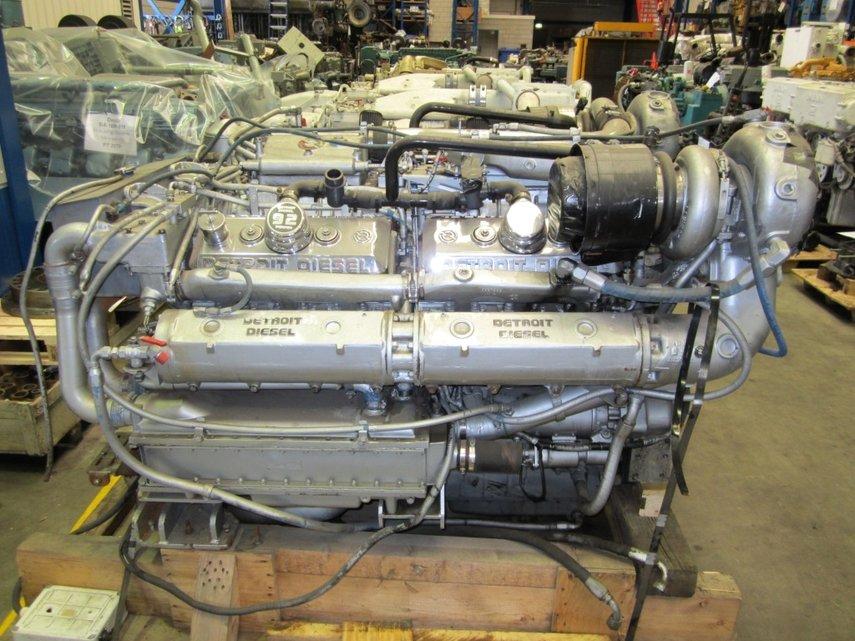 Sell / Buy Detroit Diesel / 12V-92TA