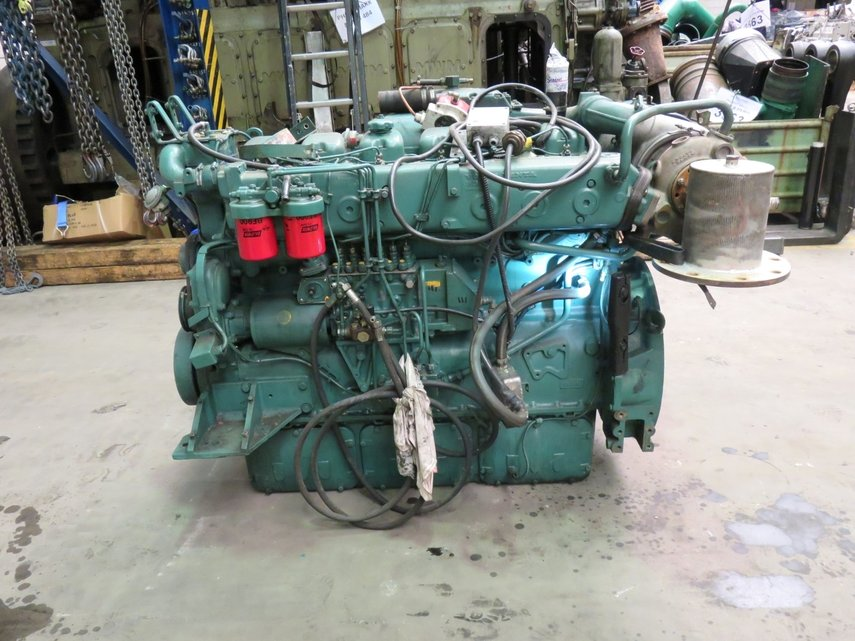 Sell / Buy Volvo Penta / TAMD 122P-A