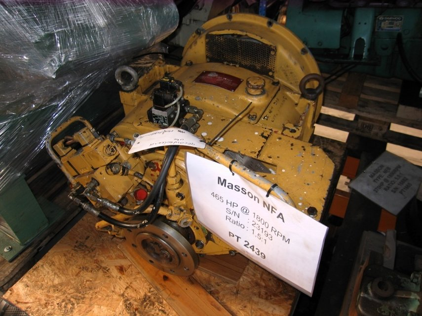 Masson nfa gearbox pool trading for Pool trading