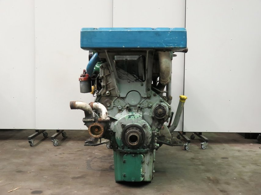 Water Cooling System: Volvo Penta Raw Water Cooling System