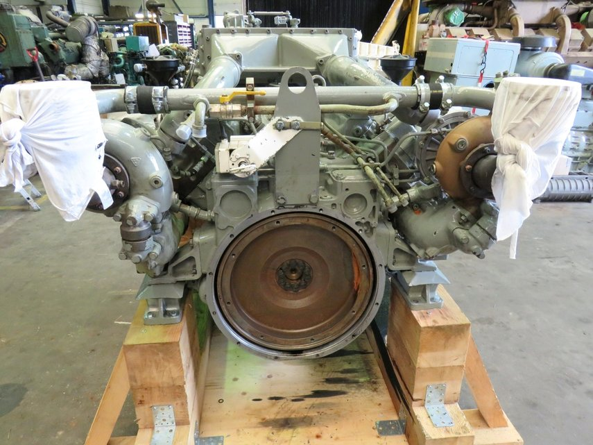Mtu 183 series 12v 183 te93 Technical specification Scope Of supply