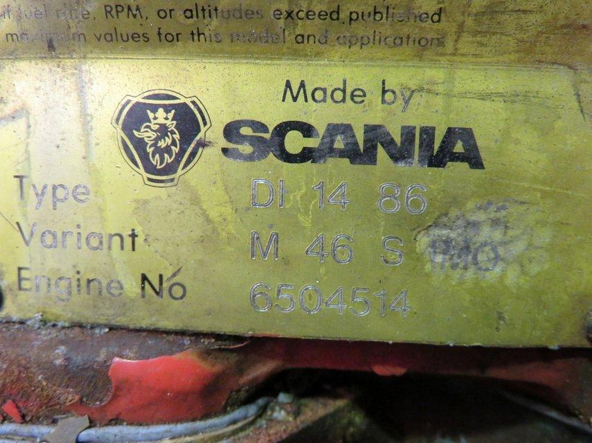 Scania di 14 86 pool trading for Pool trading