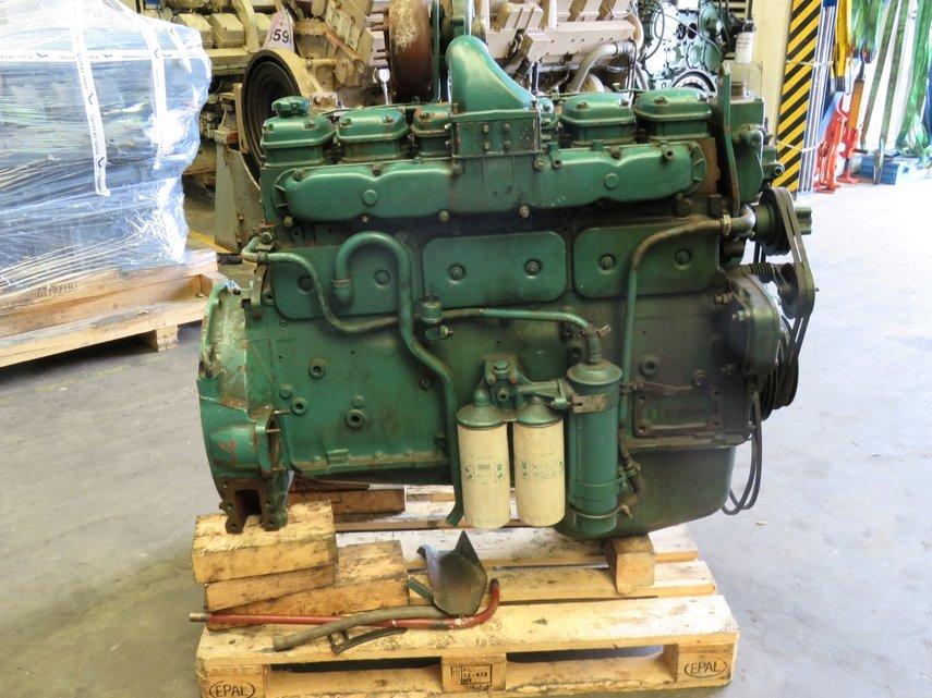 Volvo Penta Td 100g Diesel Engine