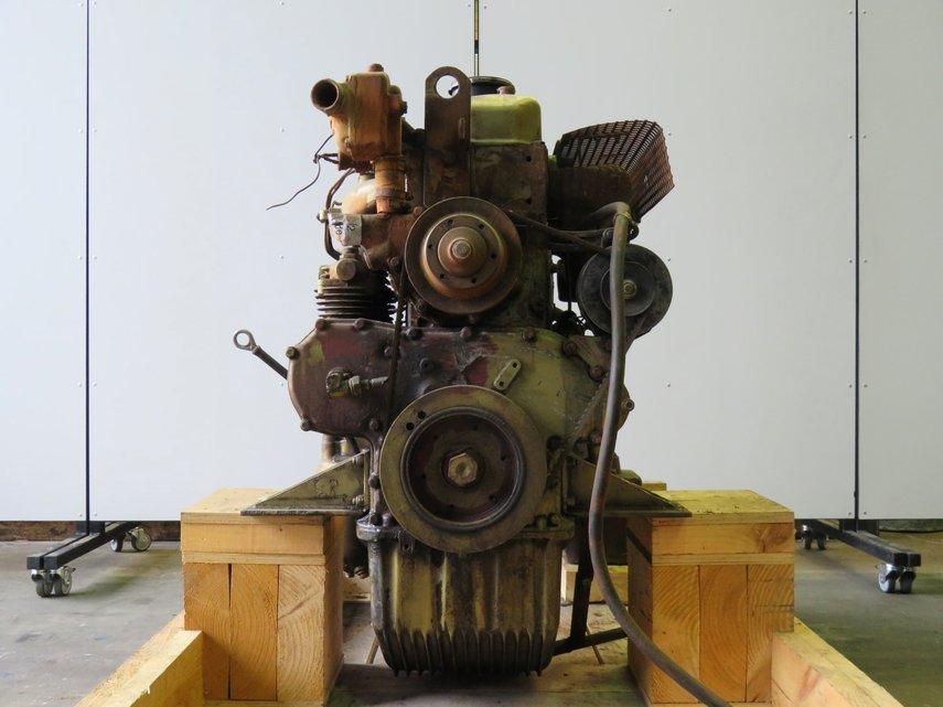 Daf Dh 825 Diesel Engine Pool Trading