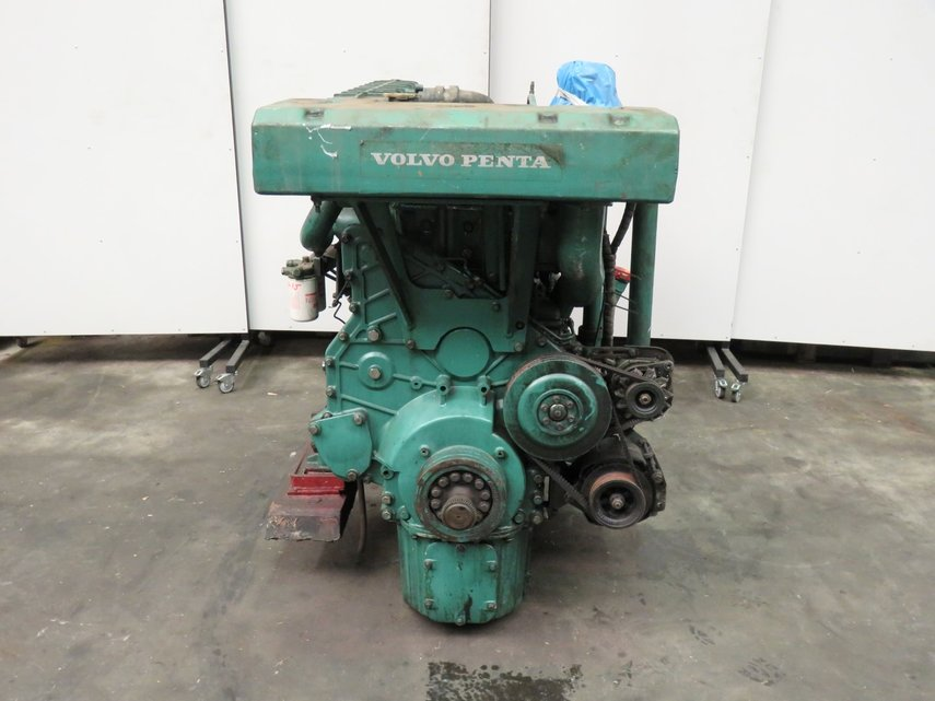 Volvo penta tamd 162a pool trading for Pool trading