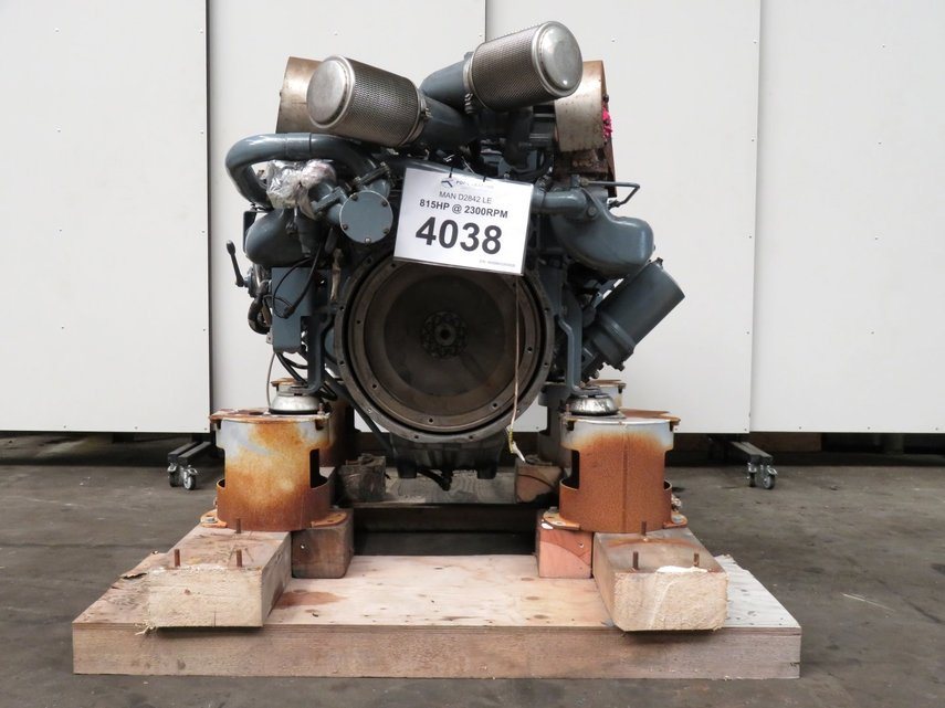 Diesel Engine Spare Parts Manufacturers Companies In Philippines Mail: MAN D2842 LE Diesel Engine
