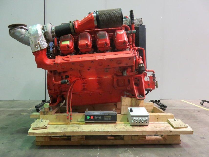 Scania Di16 Marine Engine