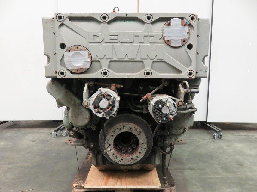 DEUTZ MWM TBD 616 V12 Diesel Engine - POOL TRADING