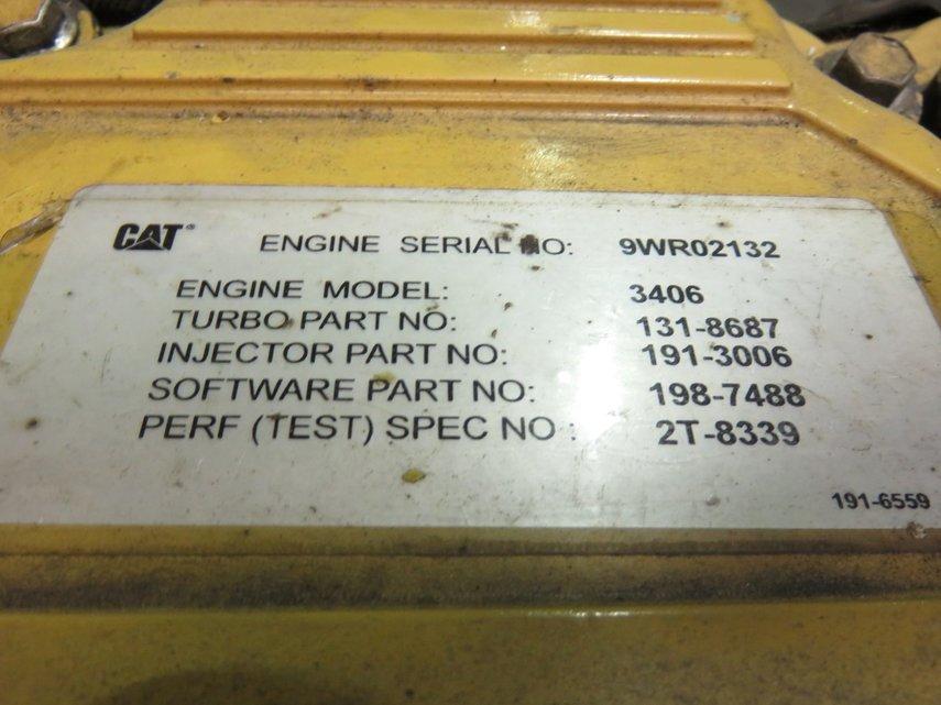 cat c12 engine specs weight pdf