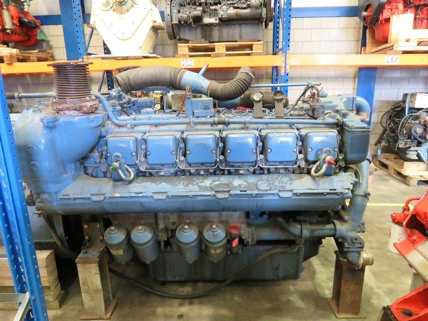 Mtu type 12 v 396