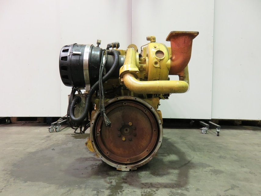 CATERPILLAR C12 Diesel Engine - POOL TRADING