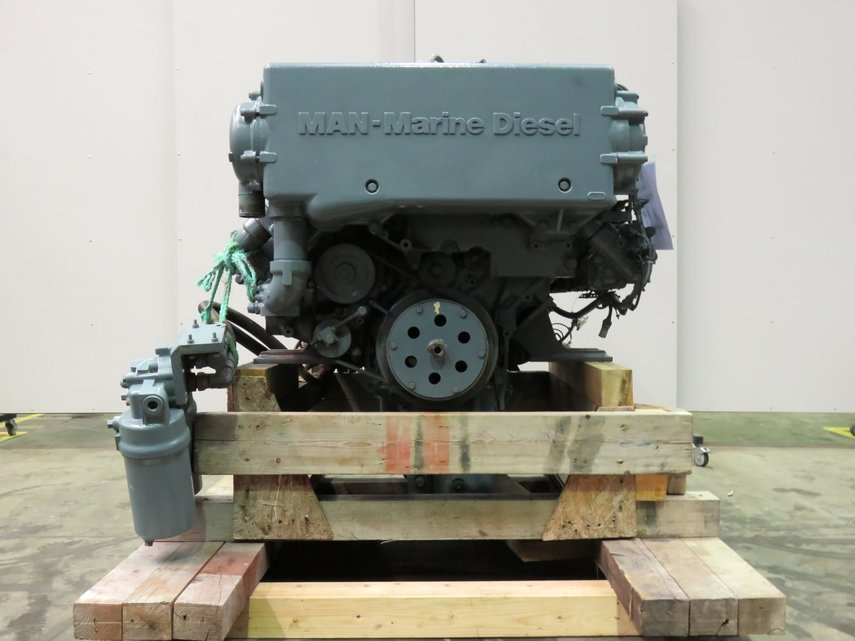 Diesel Engine Spare Parts Manufacturers Companies In Philippines Mail: MAN D2848 LE401 Diesel Engine