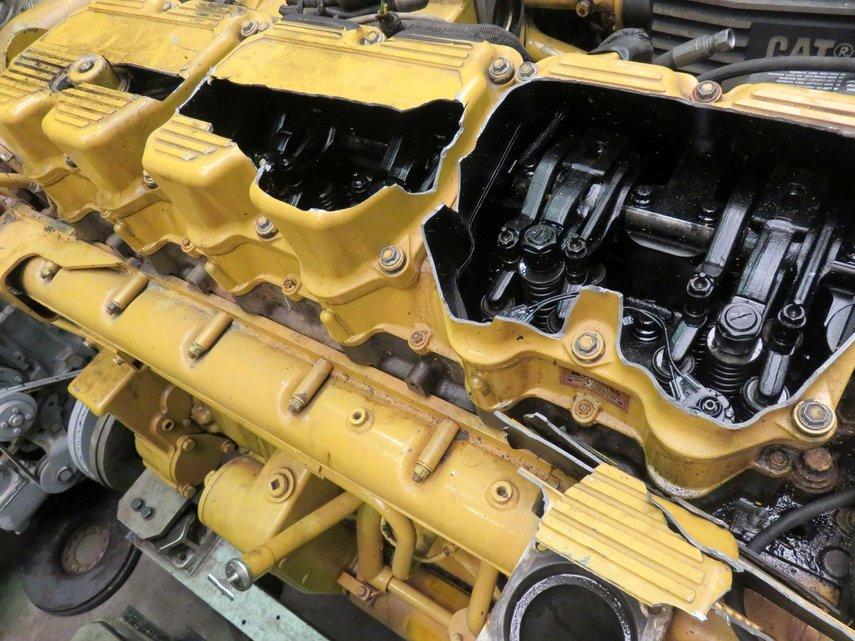 Caterpillar 3406 Engine Specifications Pdf