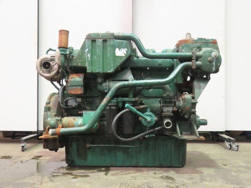 VOLVO PENTA TAMD 122A Diesel Engine - POOL TRADING