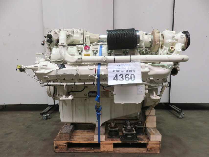 Diesel Engine Spare Parts Manufacturers Companies In Philippines Mail: MAN D2842 LE403 Diesel Engine