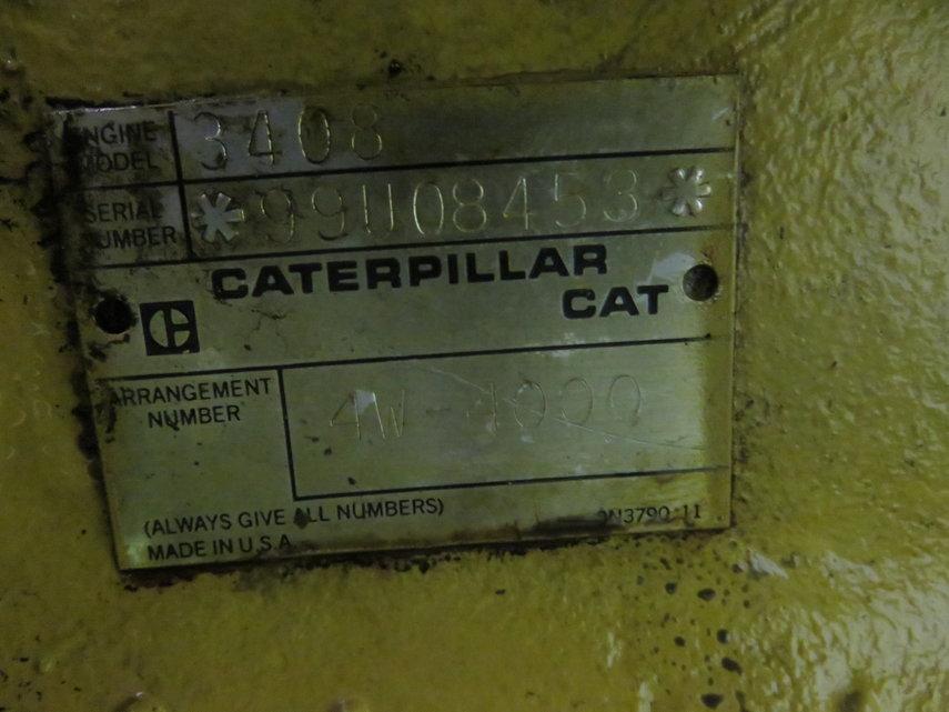 Sell / Buy Caterpillar / 3408 DITA